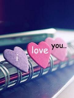 I Lover You HD Wallpaper for Mobile Phone 9