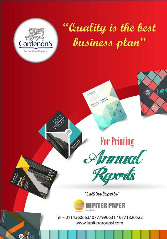 Jupiter Paper   Call the experts for printing Annual Reports