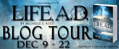 Life, A.D. by Michelle E. Reed blog tour
