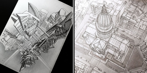 00-Adelina-Gareeva-Detailed-Architectural-Recreations-and-Concept-Drawings-www-designstack-co