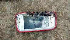 Ponsel Meledak Saat Digunakan, Gadis 18 Langsung Tewas