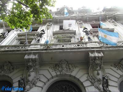 Casa de la Cultura o Edificio de la Prensa