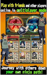 Naruto Shippuden Ultimate Ninja Blazing v1.0.8