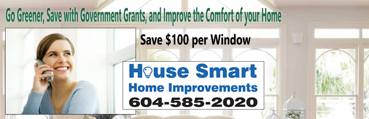 Energy Saving Tips from House Smart Home Improvements