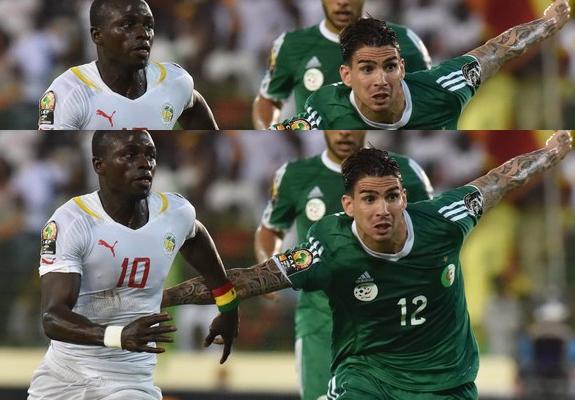 بث مباشر : الجزائر ↔ غانا