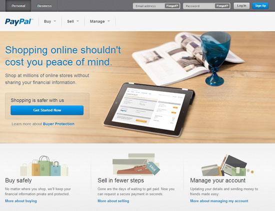 Cara buka akaun Paypal Malaysia