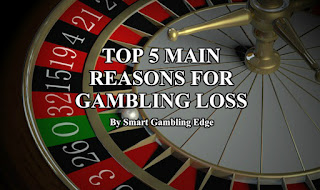 Why you always loss in gambling
