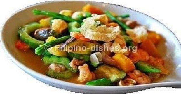 Filipino Pinakbet  Recipe