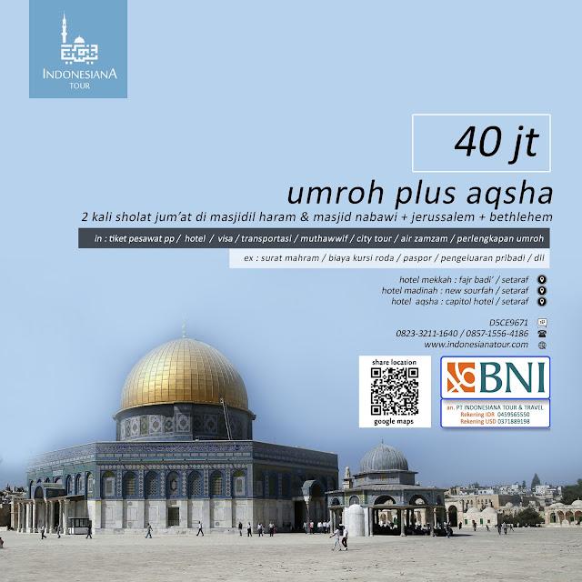 UMROH PLUS AQSHA