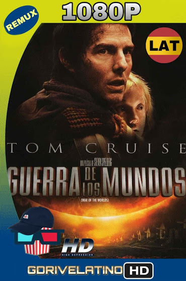 La Guerra de los Mundos (2005) BDRemux 1080p Latino-Ingles MKV