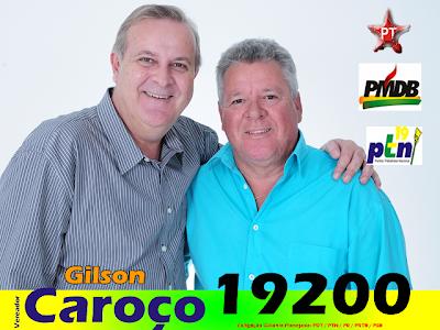 #VOTEGILSONCAROÇO19200