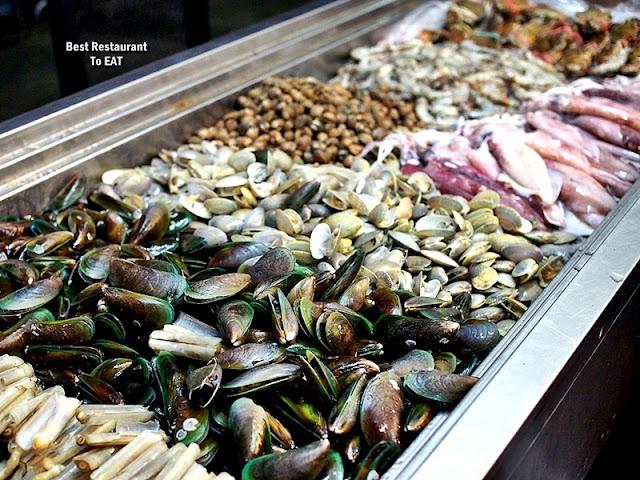 RESTORAN SISIK - Fresh Seafood