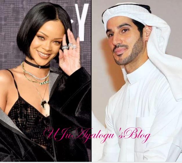 Rihanna Spotted with Her Saudi Arabian Billionaire Boyfriend (Photos)