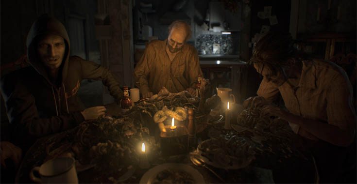 تحميل لعبة Resident Evil 7 Biohazard برابط مباشر + تورنت