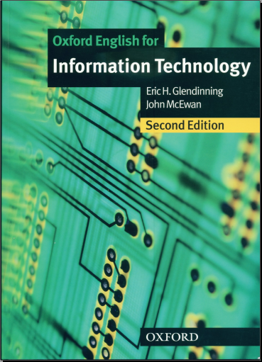 Full set of Oxford - English for Information Technology 2nd Edition
