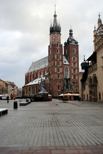 Krakow Kosciol Mariacki