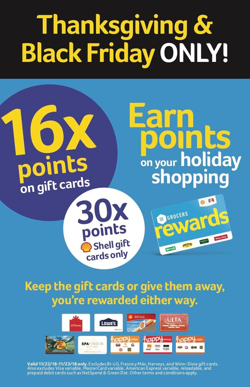 HOW CAN YOU BENEFIT? BUY GIFT CARDS ...