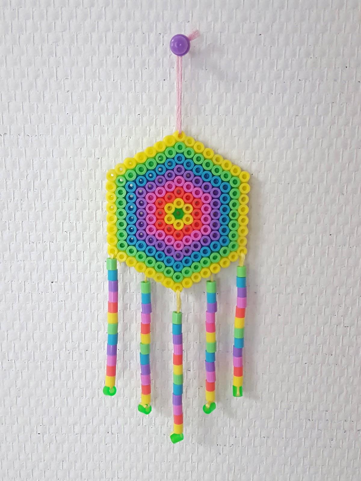 Sehr Trucs de Maëliane, le blog.: [DIY] Attrape rêves facile en perles  PV39