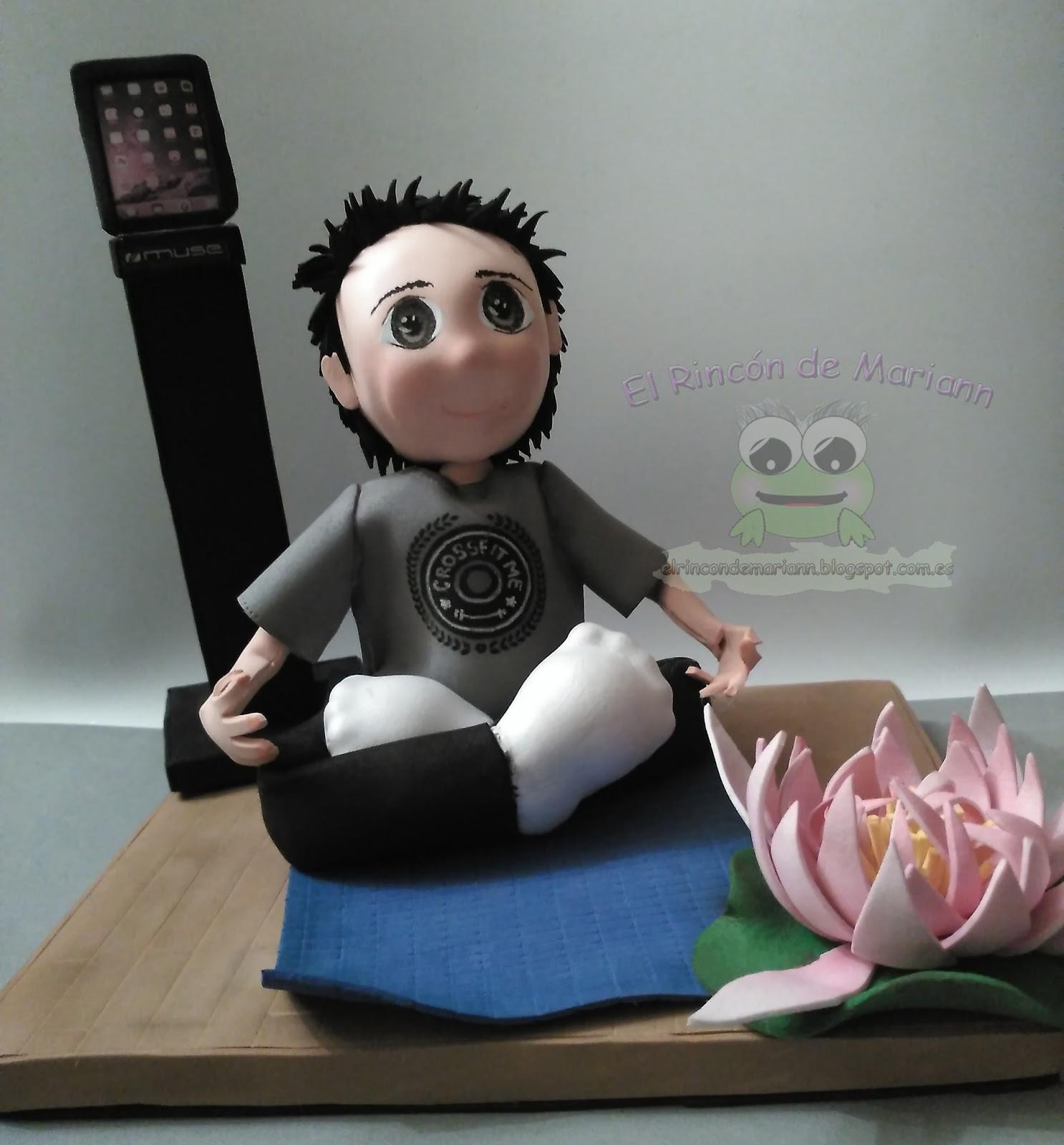 Fofucho flor de loto