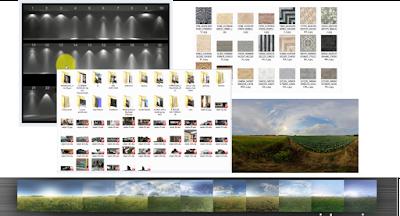 3D ware house sketchup,komponen 3d sketchup,HDRI sketchup,Download HDRI sketchup,tutorial vray sketchup,istilah penting dalam vray sketchup