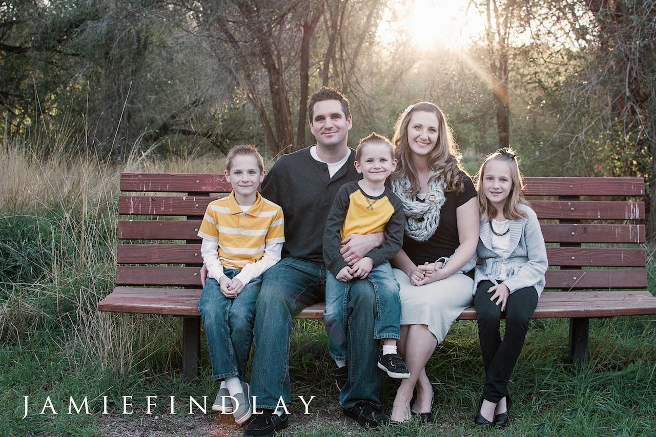 Adamson Family // Idaho Family Photography – Jamie Findlay