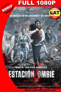 Tren a Busan: Estación Zombie (2016) Latino Full HD BDRIP 1080p - 2016