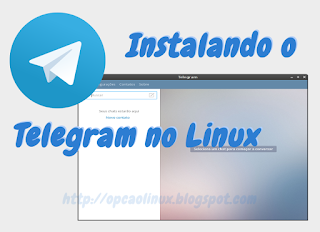 Telegram Desktop no Linux