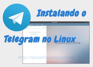 Telegram Desktop no Linux