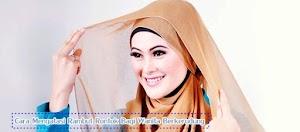 Tips Mengatasi Rambut Rontok Bagi Wanita Berkerudung