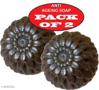 Arnved Anti Ageing  Soap - Pack of 2