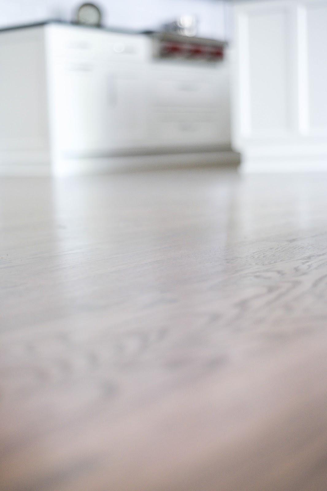 Staining Hardwood Floors Grey Home