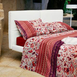 Sangallo de Bassetti Granfoulard. Juego de cama . Color V1