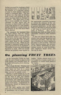 Allotment Garden Guide Oct 1945