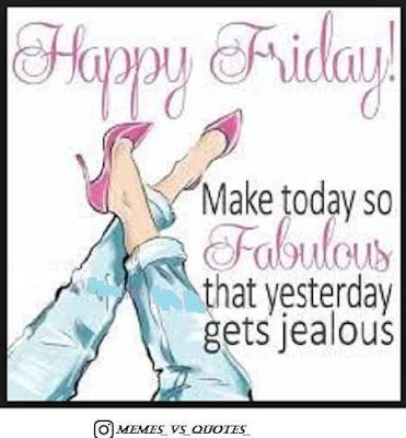 Fabolous Friday