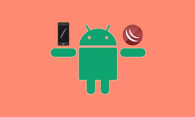 Aplikasi Remote Mikrotik Untuk Android