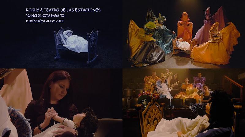 Rochy Ameneiro & Teatro de las estaciones - ¨Cancioncita para ti¨ - Videoclip - Dirección: Andy Ruiz. Portal del Vídeo Clip Cubano