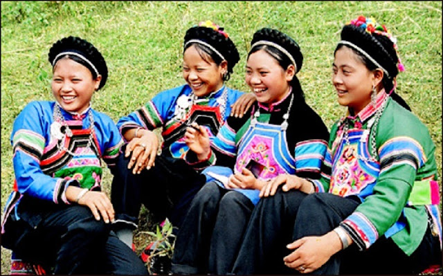 Giay ethnic minorities in Ha Giang 1