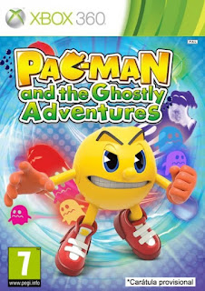 Pac-Man And The Ghostly Adventures (XBOX360)