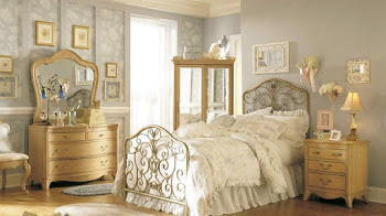 Que lo vintage no falte en tu habitación