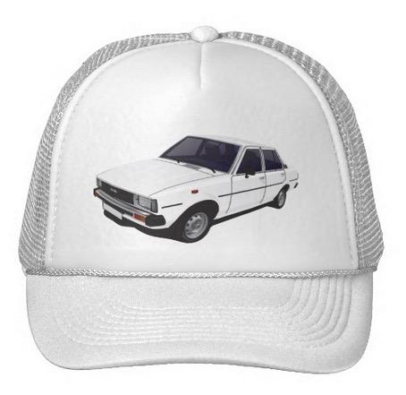 toyota, corolla, ke70, hat, cap