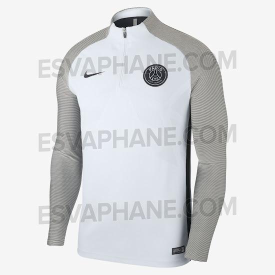 brand new d8dfa 14de2 Full Nike Paris Saint-Germain 17-18 Champions League ...