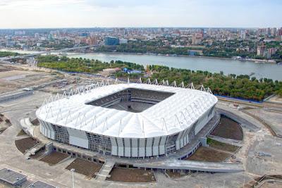 new concept b151a 8fbdc Rostov Arena, Rostov del Don (43 700 espectadores)