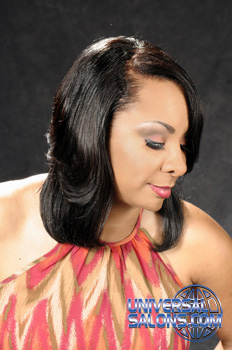 Wondrous Prom Hairstyles For Black Girls With Long Hair Hair Style Vacation Hairstyles For Women Draintrainus
