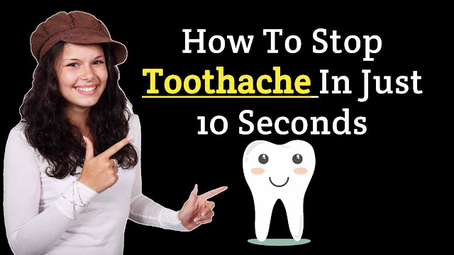 How To Stop Toothache At Home