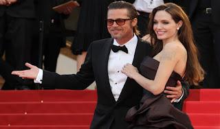 Brad Pitt and Angelina Jolie break up hurting Brad badly