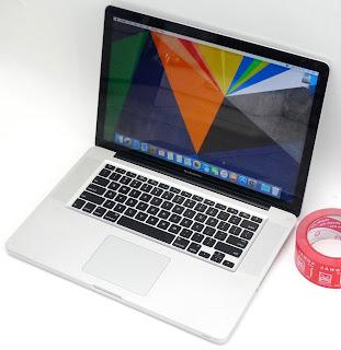 MacBook Pro 15-inch VGA NVIDIA GeForce