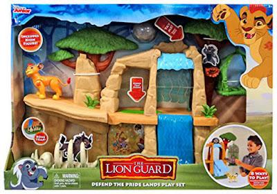 JUGUETES - DISNEY La Guarida del León - Manada : Playset Simba 2016 | Comprar en Amazon España