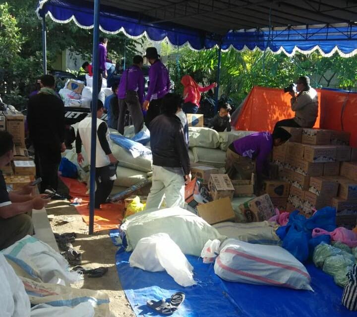 Pernyataan Dua Pejabat yang Menyakitkan Soal Gempa