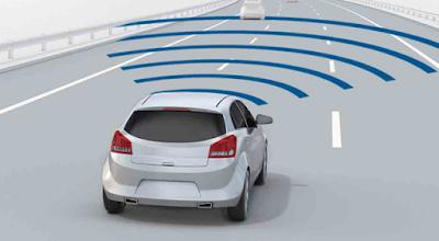 Sensor Radar Pada Mobil