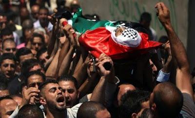 Israel Serahkan Dua Jasad, 1 Bocah Di Kota Tua Al-Quds Palestina.